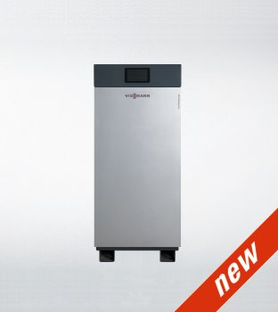 New Vitotrans 300 commercial high-output DHW heating station
